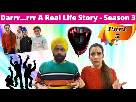 Darrr...rrr A Real Life Story - Season 3 - Part 5 | Ramneek Singh 1313 | RS 1313 VLOGS Masoom Ka Dar