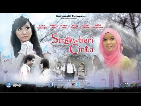 Jom Tonton Trailer Strawberi Cinta |