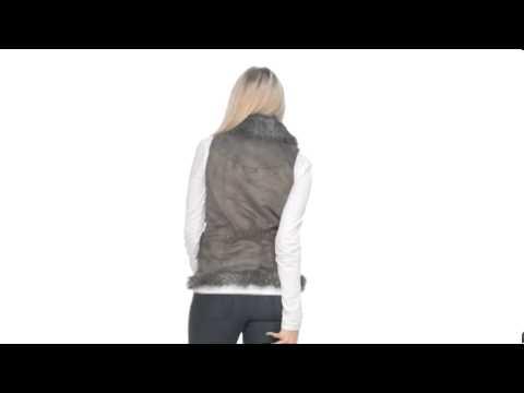 Gabriella Rocha Quin Faux Fur Vest SKU:#8038844