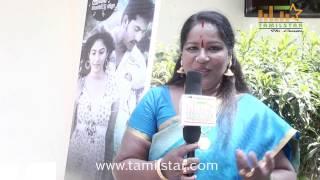Singer Chinna Ponnu Speaks at Hogenakkal Audio Launch