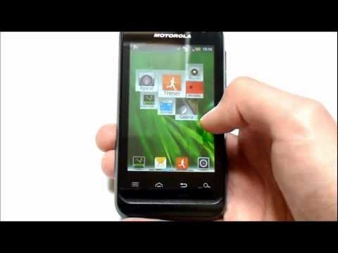 Motorola Defy Mini - Hands-on