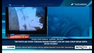 Video Jumat Siang Tim SAR Temukan Puing Besar Pesawat dan Mesin Lion Air JT610 MP3, 3GP, MP4, WEBM, AVI, FLV November 2018
