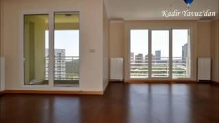 antrium residence ümraniyede remax kadir yavuzdan satılık 41 daire tanıtım videosu