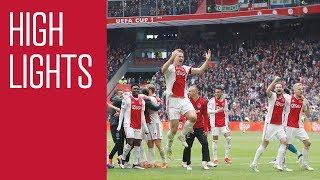 Video Highlights Ajax - FC Utrecht MP3, 3GP, MP4, WEBM, AVI, FLV Mei 2019