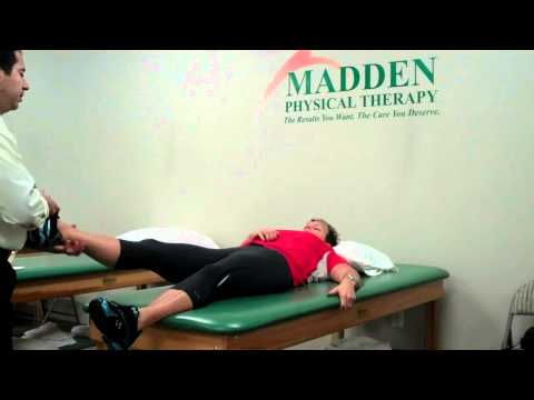 Right Sided Lower Back Pain:  Abby S.