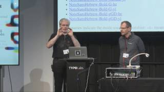 TYPO Labs 2017 | Werner Lemberg & Sascha Brawer | The 'noto-hinted' project