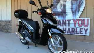 9. 2010 Honda Scooter SH150i for sale