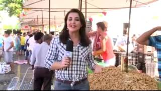 JE 2º EDIÇÃO - Ceasa tem movimento intenso na véspera do São João