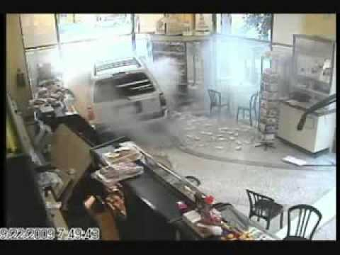 Video Woman Crashes Into Store download in MP3, 3GP, MP4, WEBM, AVI, FLV January 2017
