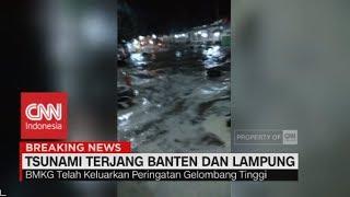 Download Video BMKG: Diduga Tsunami di Banten Akibat Letusan Anak Krakatau | Tsunami Terjang Banten & Lampung MP3 3GP MP4