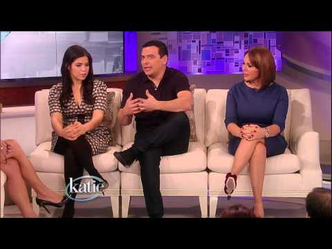 hispanic - Emmy award-winning actress America Ferrera, superstar comedian Carlos Mencia and leading Univision anchor Maria Elena Salinas talk to Katie about the misconc...