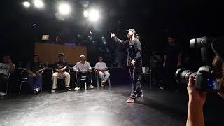 Miao & Echo vs EXmatic. (Ricky & Funky P) – WDC 2019 KINKI POP BEST8