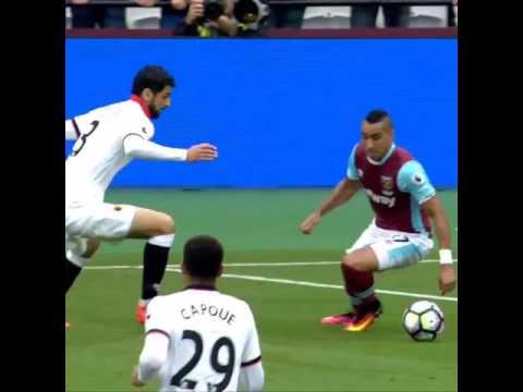Payet, super assist di rabona col West Ham