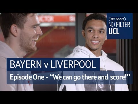 """We Can Go To Munich And Score Goals!"" 