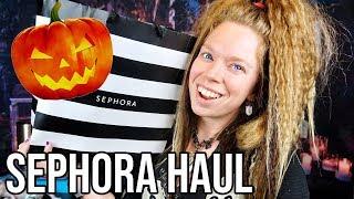 What's New at SEPHORA! - Huge Haul! by GRAV3YARDGIRL