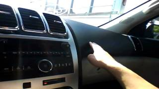 2009 Gmc Acadia Quick Tour, Start Up,&Rev With Exhaust View - 63K