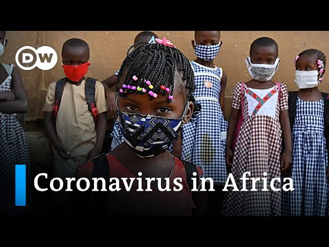 Coronavirus pandemic: What's the current situation in Africa? | DW News