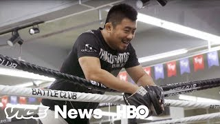 """Video The MMA Fighter On A Mission To Expose """"Fake Martial Artists"""" in China (HBO) MP3, 3GP, MP4, WEBM, AVI, FLV Februari 2019"""
