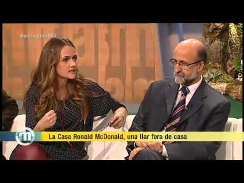 Entrevista e imágenes de la Casa en TV3