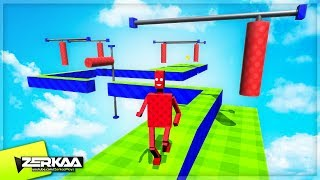 TOTAL WIPEOUT SIMULATOR (Run Jump Fail)