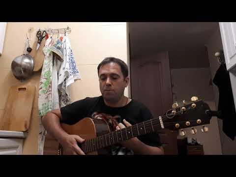 Как играть соло на гитаре аккордами