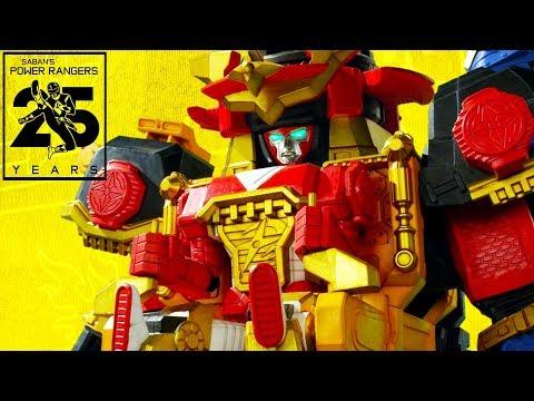Power Rangers Ninja Steel | All Ninja Steel Megazord Fights!