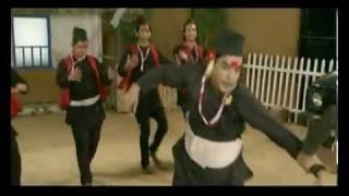 Nepali Songs - Rato Tika Nidharma Music Video by Hari Bansha Acharya.flv