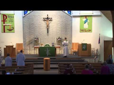 Bethlehem Lutheran Church - Sunday Worship Service: 10-5-2014