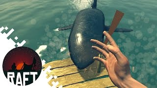 RAFT - Sharks And Surviving And Stuff