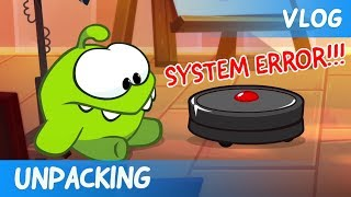Om Nom Stories: Video Blog - Unpacking