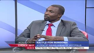 Choice 2017 - Battle for Bungoma County, 18th July 2016