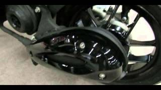 4. 2013 Piaggio Thyphoon 50 Scooter