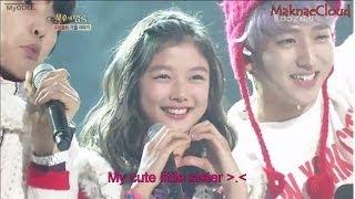 Video Actress Kim Yoo Jung's Singing & Dancing Skills [feat. BtoB, B1A4] MP3, 3GP, MP4, WEBM, AVI, FLV Maret 2018