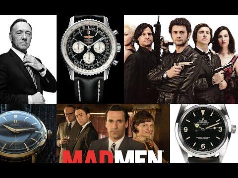 Top 3 TV Shows For Wrist Watch Fans - Rolex, Omega, Cartier, Breitling, Hamilton, IWC, JLC, Tudor_A valaha feltöltött legjobb karóra videók