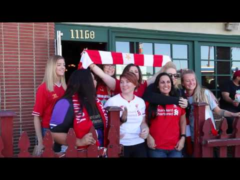 Anfield Away In Los Angeles - Liverpool Vs Hull 5-1