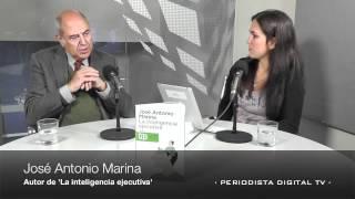 Entrevista a José Antonio Marina. 4 de mayo 2012