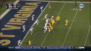 Geno Smith vs Oklahoma (2012)