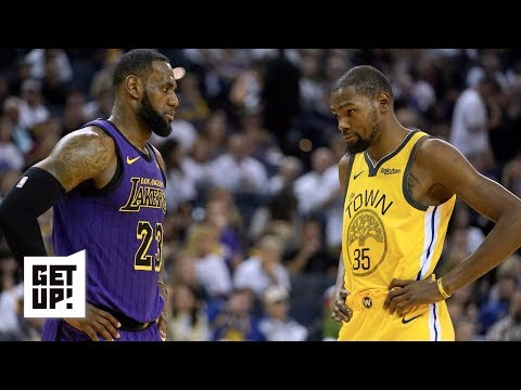 Video: Lakers will top Warriors for No. 1 in the West – Damon Jones | Get Up!