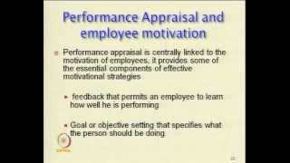 Mod-03 Lec-39 Organisation Evaluation (contd_1)