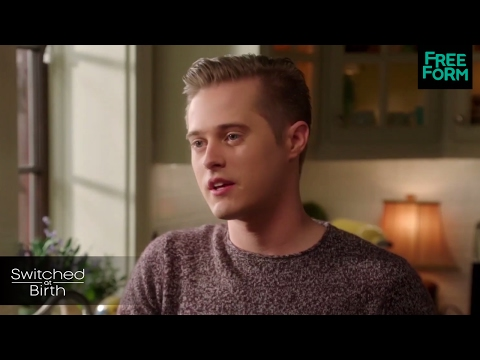 Switched at Birth | Season 5, Episode 7 Sneak Peek: Toby Discusses Carlton's Baptism | Freeform