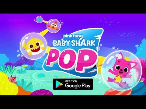 [AppTrailer] Baby Shark POP - Thời lượng: 56 giây.