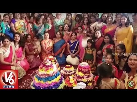 Incorporated Association Organises Bathukamma Celebrations In Sydney | Australia