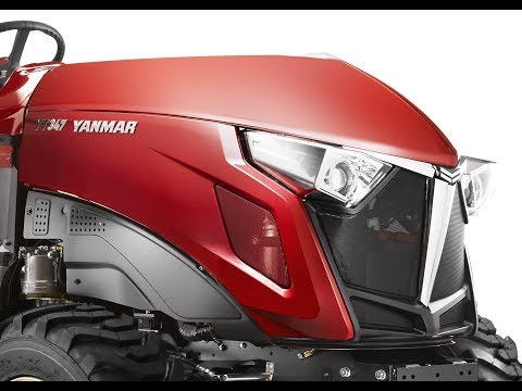 Yanmar YT2 Series Tractors | Yanmar YT3 Series Tractors | Yanmar YT4 Series Tractors | Yanmar YT5