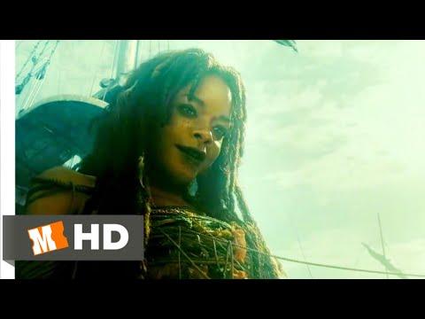 Pirates Of The Caribbean 3 I The Escape Of Calepso I Full HD In Hindi I
