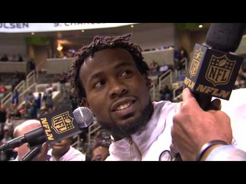 Video: Josh Norman Loves His Trash Talk | Super Bowl 50 Opening Night