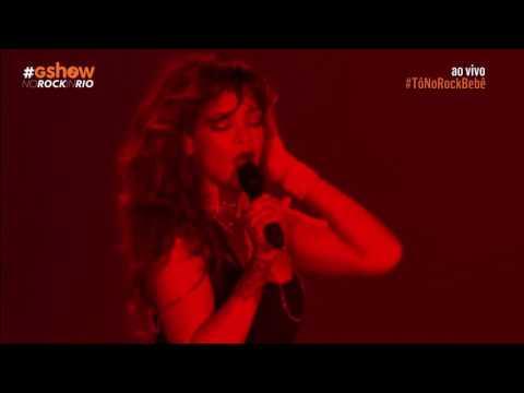 Rihanna -  Man Down Live At Rock In Rio 2015