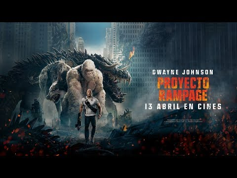 Proyecto Rampage - TV Spot 1?>