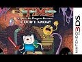 Cgr Undertow Adventure Time: Explore The Dungeon Becaus
