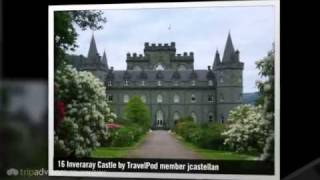 Argyll United Kingdom  city photos gallery : Inveraray Castle - Inveraray, Argyll and Bute, Scotland, United Kingdom