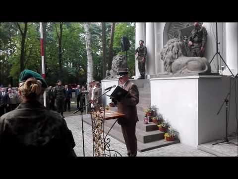 Brodnica. Apel smoleński podczas obchodów bitwy pod Brodnicą